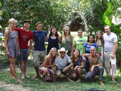 Booking a Retreat - Ayahuasca Retreats at Dreamglade